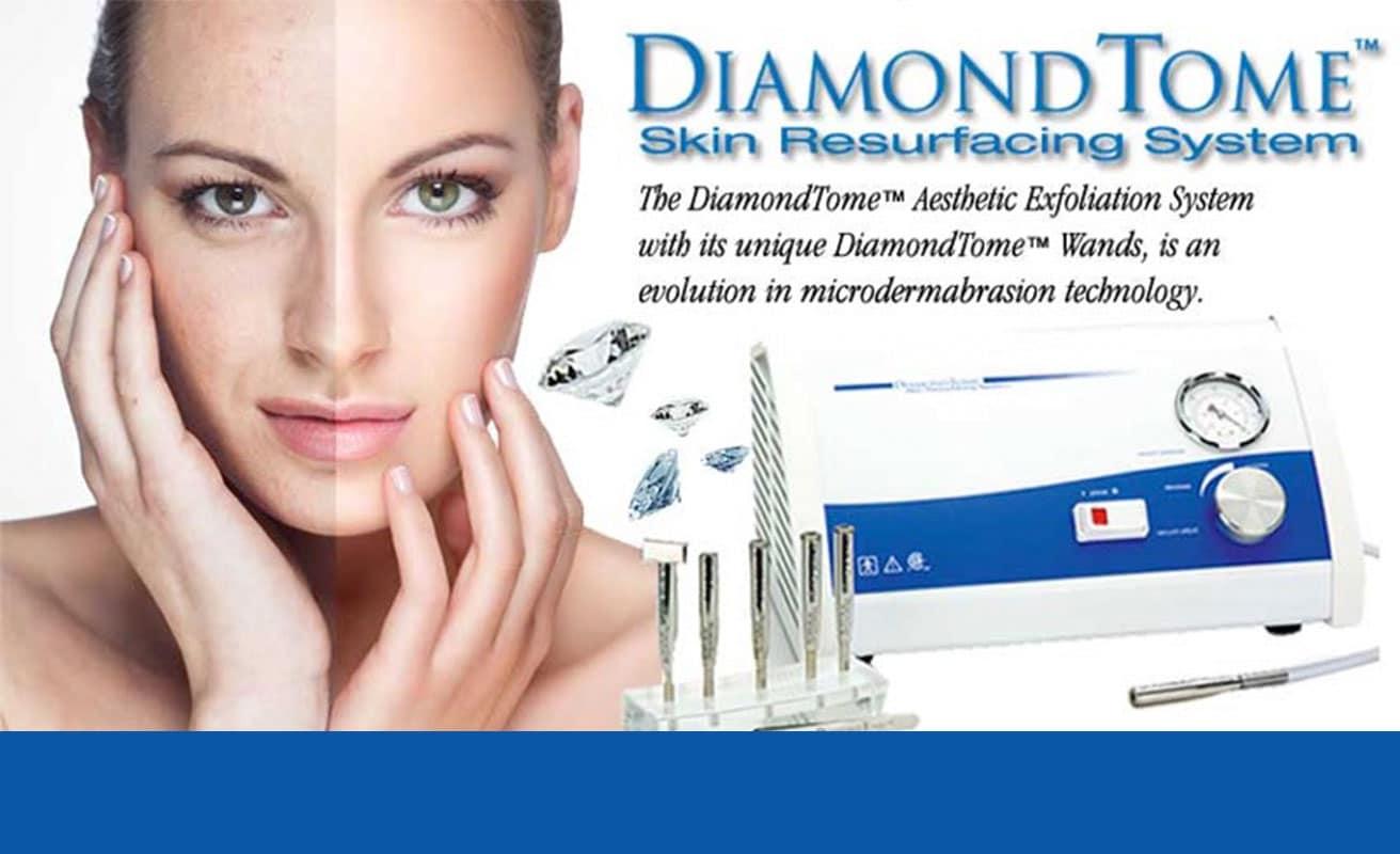DiamondTome Facial Treatments